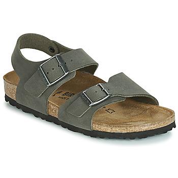 Topánky Chlapci Sandále Birkenstock NEW YORK Šedá