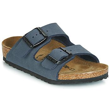 Topánky Chlapci Šľapky Birkenstock ARIZONA Námornícka modrá