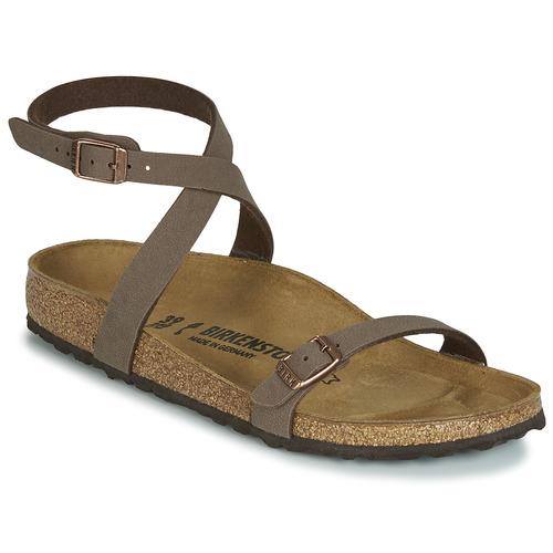 Topánky Ženy Sandále Birkenstock DALOA Hnedá