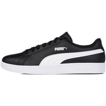 Topánky Muži Nízke tenisky Puma Smash V2 L Biela, Čierna