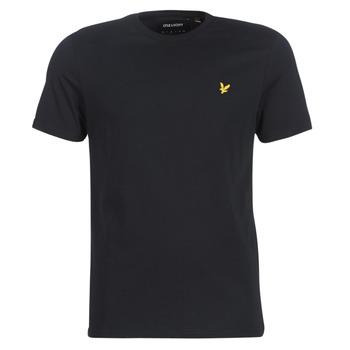 Oblečenie Muži Tričká s krátkym rukávom Lyle & Scott FAFARLIBE Čierna