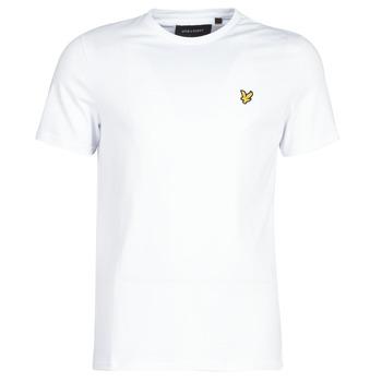 Oblečenie Muži Tričká s krátkym rukávom Lyle & Scott FAFARLITE Biela