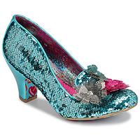 Topánky Ženy Lodičky Irregular Choice CARIAD Modrá