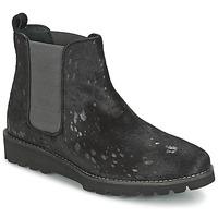Topánky Ženy Polokozačky Maruti PASSION čierna