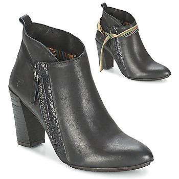 Topánky Ženy Čižmičky Felmini CASSANDRE Čierna