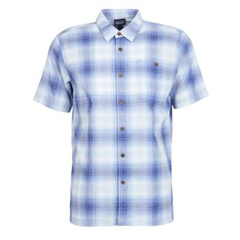 Oblečenie Muži Košele s krátkym rukávom Patagonia A/C Shirt Modrá