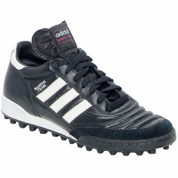 Topánky Futbalové kopačky adidas Performance MUNDIAL TEAM DUR Čierna / Biela