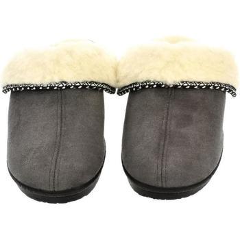 Topánky Ženy Papuče Mjartan Dámske papuče  KIKA 6 sivá