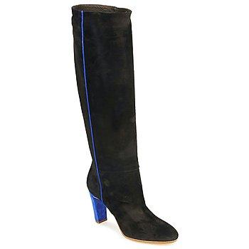 Topánky Ženy Čižmy do mesta Michel Perry 13184 Čierna