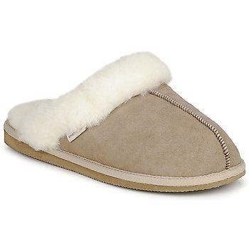 Topánky Ženy Papuče Shepherd JESSICA Béžová