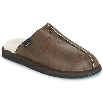 Topánky Muži Papuče Shepherd HUGO Hnedá