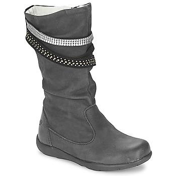 Topánky Dievčatá Čižmy do mesta Primigi CHARLIZE čierna