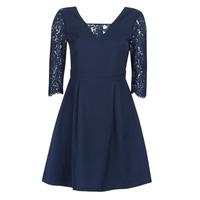 Oblečenie Ženy Krátke šaty Betty London JULIA Námornícka modrá