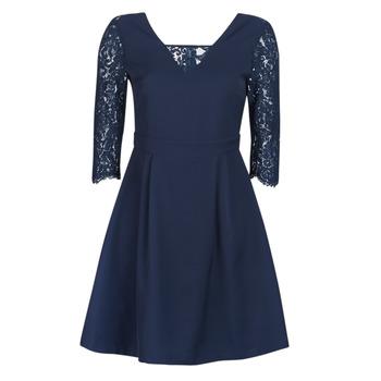 Oblečenie Ženy Krátke šaty Betty London JADE Námornícka modrá