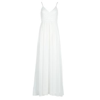 Oblečenie Ženy Dlhé šaty Betty London VICTOIRE Biela