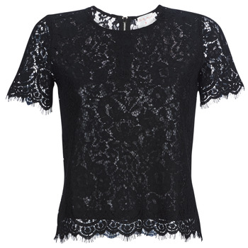 Oblečenie Ženy Blúzky Moony Mood KEMI Čierna
