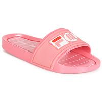 Topánky Ženy športové šľapky Melissa SLIDE + FILA Ružová