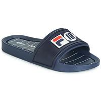 Topánky Ženy športové šľapky Melissa SLIDE + FILA Námornícka modrá