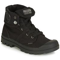 Topánky Ženy Polokozačky Palladium PALLABROUSE BAGGY Čierna