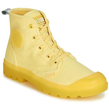Topánky Ženy Polokozačky Palladium PAMPALICIOUS Žltá