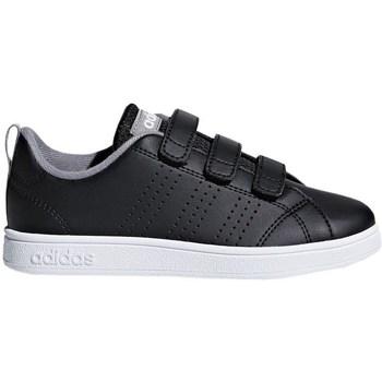 Topánky Deti Nízke tenisky adidas Originals VS Adv CL Cmf C Čierna