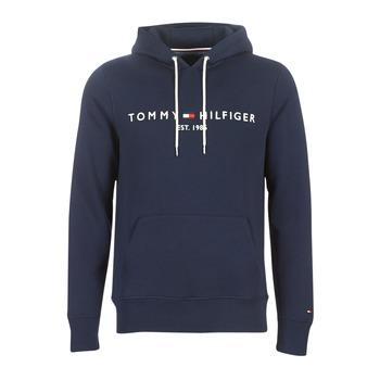 Oblečenie Muži Mikiny Tommy Hilfiger TOMMY LOGO HOODY Námornícka modrá