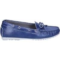 Topánky Ženy Mokasíny K852 & Son BT933 Modrá