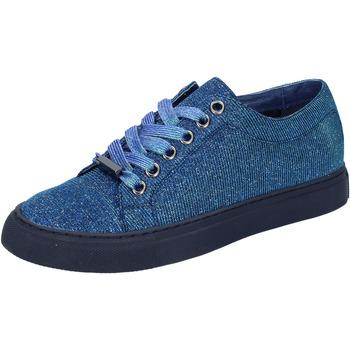 Topánky Ženy Nízke tenisky Sara Lopez BT995 Modrá