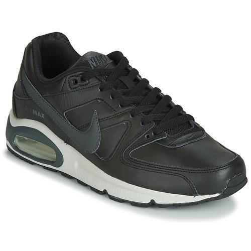 Topánky Muži Nízke tenisky Nike AIR MAX COMMAND LEATHER Čierna
