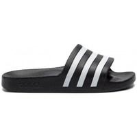 Topánky Šľapky adidas Originals Adilette Aqua Čierna