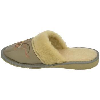 Topánky Ženy Papuče John-C Dámske sivé papuče LESIA sivá