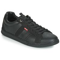 Topánky Muži Nízke tenisky Levi's TULARE Čierna