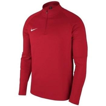 Oblečenie Muži Mikiny Nike Dry Academy 18 Drill Top LS Červená
