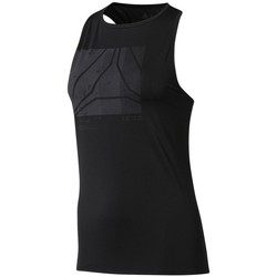 Oblečenie Ženy Tielka a tričká bez rukávov Reebok Sport OS AC Graphic Tank Čierna