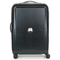 Tašky Pevné cestovné kufre Delsey TURENNE CAB 4R 55CM Čierna