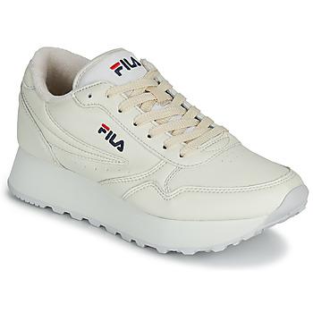 Topánky Ženy Nízke tenisky Fila ORBIT ZEPPA L WMN Béžová