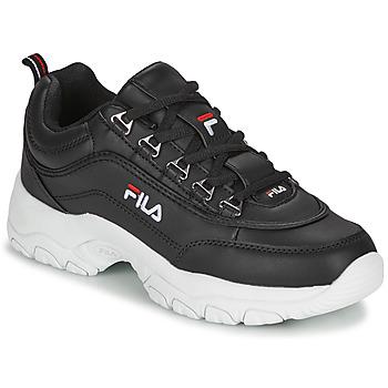 Topánky Ženy Nízke tenisky Fila STRADA LOW WMN Čierna