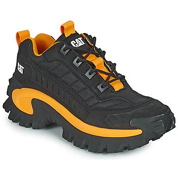 Topánky Muži Nízke tenisky Caterpillar INTRUDER Čierna