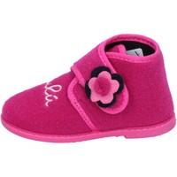 Topánky Dievčatá Papuče Lulu BS28 Ružová