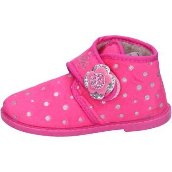 Topánky Dievčatá Papuče Lulu BS44 Ružová
