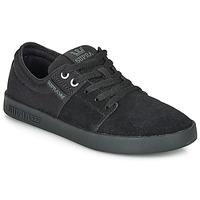 Topánky Nízke tenisky Supra STACKS II Čierna