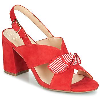 Topánky Ženy Sandále Bocage PAULIN Červená