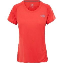 Oblečenie Ženy Tričká s krátkym rukávom The North Face Tshirt Ambition Oranžová