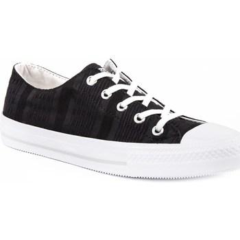Topánky Ženy Nízke tenisky Converse Chuck Taylor All Star Gemma Čierna