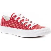 Topánky Ženy Nízke tenisky Converse Chuck Taylor All Star II Červená
