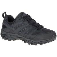 Topánky Muži Turistická obuv Merrell Moab 2 Tactical Čierna