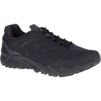 Topánky Muži Turistická obuv Merrell Agility Peak Tactical Čierna