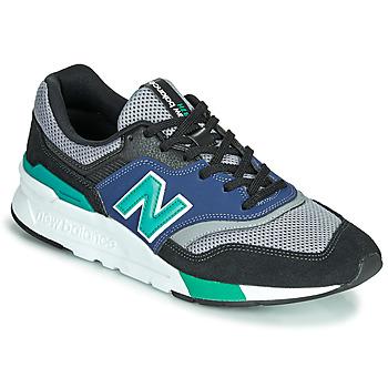 Topánky Muži Nízke tenisky New Balance 997 Čierna / Modrá