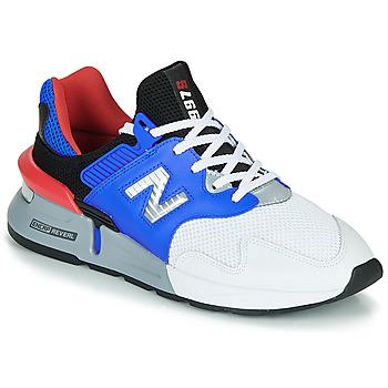 Topánky Muži Nízke tenisky New Balance 997 Biela / Modrá