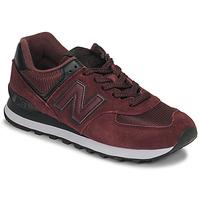 Topánky Ženy Nízke tenisky New Balance 574 Bordová